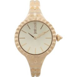 Just Cavalli - Zegarek JC1L002M0035. Szare zegarki damskie Just Cavalli, szklane. W wyprzedaży za 539,90 zł.