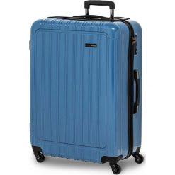 Walizki: SWISSBAGS Walizka Q-Box niebieska r. M