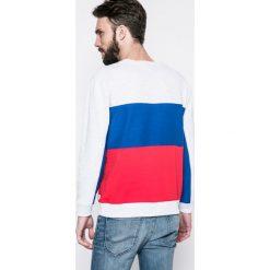 Lee - Bluza. Szare bluzy męskie rozpinane Lee, l, z bawełny, bez kaptura. W wyprzedaży za 179,90 zł.