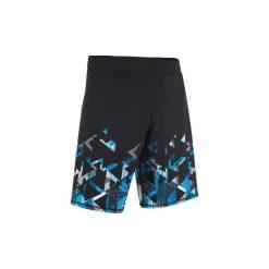 Szorty pływackie długie 190 STRIL męskie. Czarne szorty męskie marki NABAIJI, z elastanu. Za 79,99 zł.