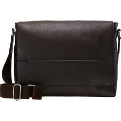 KIOMI Torba na ramię dark brown. Brązowe torby na ramię męskie marki Kazar, ze skóry, przez ramię, małe. Za 419,00 zł.