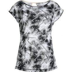 Craft BREAKAWAY TEE ONE  Tshirt z nadrukiem black. Czarne t-shirty damskie marki Craft, m. Za 169,00 zł.
