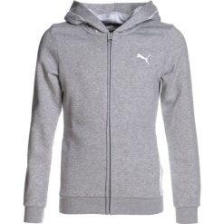 Puma STYLE HOODY Bluza rozpinana light gray heather. Czerwone bluzy chłopięce rozpinane marki Puma, xl, z materiału. W wyprzedaży za 132,30 zł.