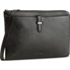 Torba WITTCHEN - 86-4E-215-1 Czarny. Czarne torebki klasyczne damskie Wittchen, ze skóry. W wyprzedaży za 399,00 zł.