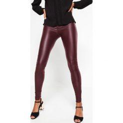Rurki damskie: Vero Moda VMSEVEN Jeans Skinny Fit decadent chocolate