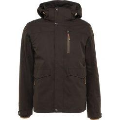 Icepeak TAMAR 2IN1 Kurtka Outdoor dark brown. Brązowe kurtki trekkingowe męskie Icepeak, m, z materiału. Za 669,00 zł.