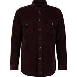 Koszule męskie na spinki: Suit JASON Koszula plum