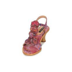 Sandały Neosens  NEGREDA. Czerwone sandały damskie Neosens. Za 559,20 zł.