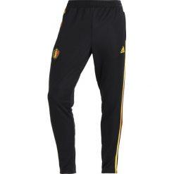 T-shirty chłopięce: adidas Performance RBFA BELGIUM Koszulka reprezentacji black/bogold