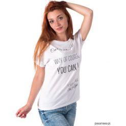 Koszulka z cytatem, Fitzgerald, The Great Gatsby. Szare bluzki z odkrytymi ramionami Pakamera, s. Za 89,00 zł.