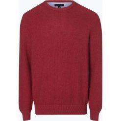 Andrew James - Sweter męski, różowy. Czerwone swetry klasyczne męskie Andrew James, l, z bawełny. Za 179,95 zł.