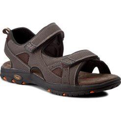 Sandały męskie: Sandały CANGURO – W002-903 Testa Moro