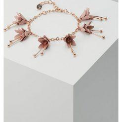 Bransoletki damskie: Ted Baker FORTINA MINI FUCHSIA DROP FLOWER BRACELET Bransoletka rosegoldcoloured/baby pink