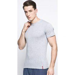 Henderson - T-shirt piżamowy. Szare piżamy męskie Henderson, l, z bawełny. Za 29,90 zł.