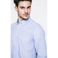Wrangler - Koszula. Szare koszule męskie na spinki marki House, l, z bawełny. W wyprzedaży za 139,90 zł.