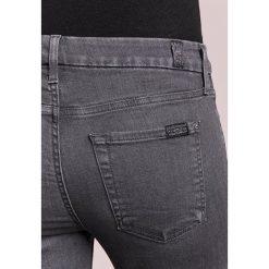 7 for all mankind Jeans Skinny Fit bair smoke. Szare jeansy damskie relaxed fit 7 for all mankind, z bawełny. W wyprzedaży za 439,45 zł.