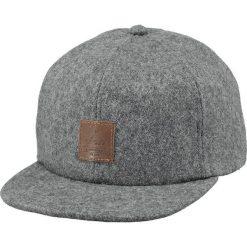 Barts - Czapka Todd. Szare czapki z daszkiem damskie marki Barts, z bawełny. W wyprzedaży za 79,90 zł.