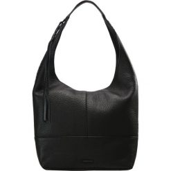 Shopper bag damskie: Rebecca Minkoff UNLINED SLOUCHY HOBO WITH WHIP SET Torba na zakupy black