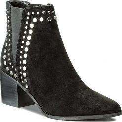 Botki ALDO - Kiralia 53474058 91. Czarne buty zimowe damskie ALDO, z materiału. W wyprzedaży za 359,00 zł.