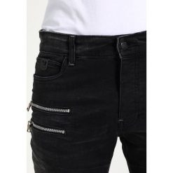 Rurki męskie: Kaporal Jeansy Slim Fit old black