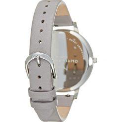 Olivia Burton Zegarek grey lilac. Fioletowe, analogowe zegarki damskie Olivia Burton. Za 459,00 zł.
