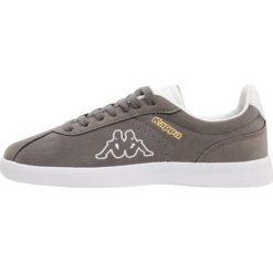 Kappa LEGEND Obuwie treningowe grey/white. Szare buty sportowe męskie marki Kappa, z gumy. Za 149,00 zł.