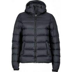 Kurtki damskie softshell: Marmot Kurtka damska Wm's Guides Down Hoody Black r. M