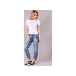 Odzież damska: T-shirty z krótkim rękawem Vans  OPEN ROAD