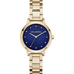 Zegarek KARL LAGERFELD - Vanessa KL1821  Gold/Gold. Żółte zegarki męskie KARL LAGERFELD. W wyprzedaży za 649,00 zł.