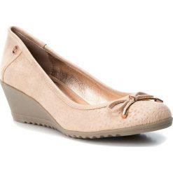 Buty ślubne damskie: Czółenka w kolorze jasnoróżowym