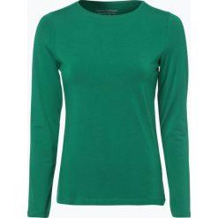 Franco Callegari - Damska koszulka z długim rękawem, zielony. Zielone t-shirty damskie Franco Callegari, z bawełny. Za 89,95 zł.