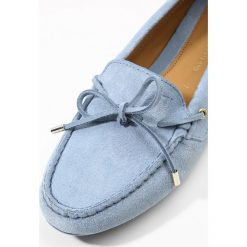 Mokasyny damskie: Trussardi Jeans Mokasyny aquamarine