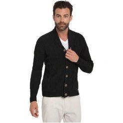 Sir Raymond Tailor Sweter Męski Zinger Xl Czarny. Czarne swetry klasyczne męskie Sir Raymond Tailor, m, z wełny. W wyprzedaży za 149,00 zł.