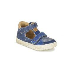 Sandały Dziecko  Citrouille et Compagnie  GIAGIO. Niebieskie sandały chłopięce Citrouille et Compagnie. Za 167,20 zł.