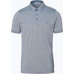 Only&Sons - Męska koszulka polo – Stan, niebieski. Niebieskie koszulki polo Only&Sons, m, z bawełny. Za 49,95 zł.