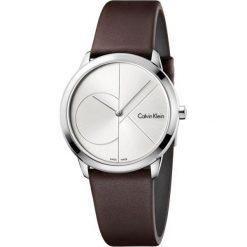 ZEGAREK CALVIN KLEIN MINIMAL K3M221G6. Szare zegarki damskie Calvin Klein, szklane. Za 769,00 zł.