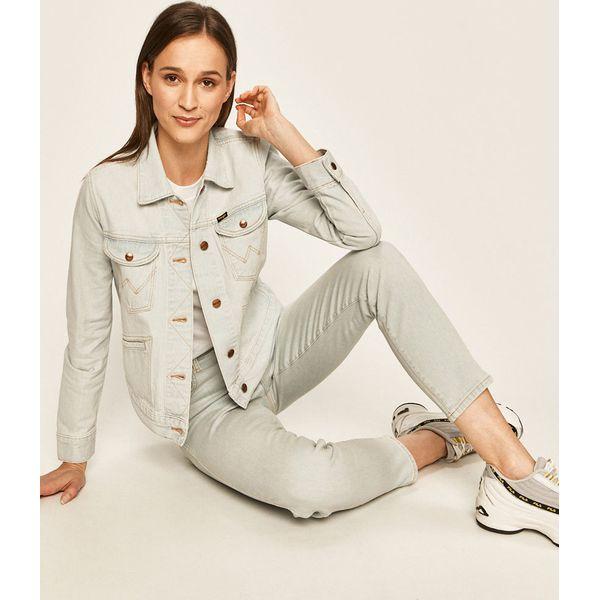 Wrangler Kurtka jeansowa