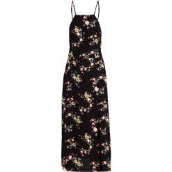 Sukienki hiszpanki: Topshop FLORAL  Sukienka letnia black