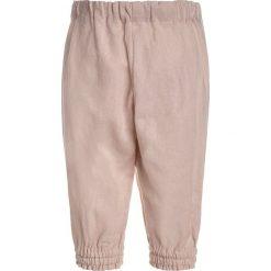Chinosy chłopięce: Wheat BABY TROUSERS LINA Spodnie materiałowe powder