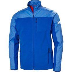 """Bejsbolówki męskie: Bluza polarowa """"Storm"""" w kolorze niebieskim"""