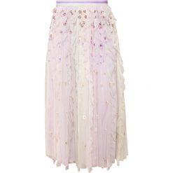 Spódniczki plisowane damskie: Needle & Thread RAINBOW MIDI SKIRT Spódnica plisowana rainbow