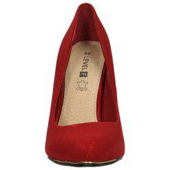 Buty ślubne damskie: CZÓŁENKA CASU 7CR-GL8401