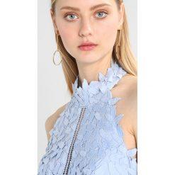 Sukienki hiszpanki: Bardot GEMMA DRESS Sukienka koktajlowa steel blue