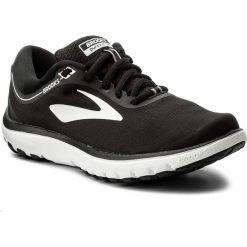 Buty BROOKS - PureFlow 7 120262 1B 048 Black/White. Czarne buty do biegania damskie marki Brooks, z materiału. W wyprzedaży za 299,00 zł.