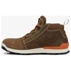 Buty trekkingowe męskie: Ecco Buty męskie Oregon brązowe r. 42 (82601450652)