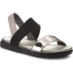 Sandały dziewczęce: Sandały NELLI BLU – CSL8-03 Czarny