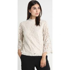 InWear ZOFIA BLOUSE  Bluzka offwhite. Białe bluzki longsleeves InWear, z bawełny. Za 589,00 zł.