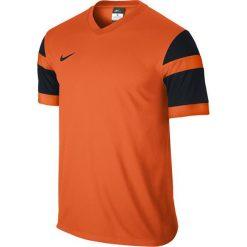 Nike Koszulka męska SS Trophy II JSY pomarańczowa r. M (588406 815). Brązowe koszulki sportowe męskie marki Nike, m. Za 89,00 zł.