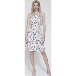 Sukienki: Biała Sukienka If You Wait