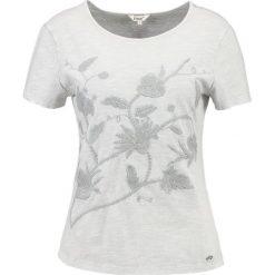 T-shirty damskie: khujo HELLA Tshirt z nadrukiem light grey